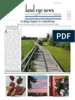 Island Eye News - October 15, 2010