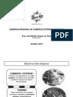 Gerencia Regional de Comercio Exterior y Turismo