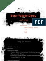 Ester Vallado Daroy