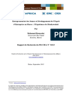 Entrepreneuriat des Jeunes et Développement de l'Esprit ibn tofail univ.pdf