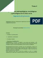 Tema 4 Implicaciones en IP