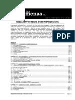 1 - Reglamento Las Almenas - 2014