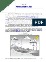 Bab 2 Aspek Hidrologi