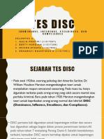 TES DISC