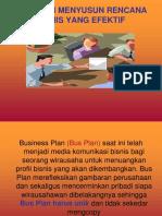 Bus Plan Training