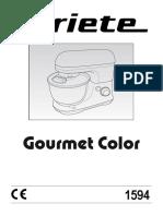 Ariete Gourmet Yellow 1594YE