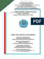 PROGRAM  PELAKSANAAN  UNAS 1718.doc
