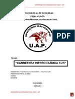 Interoceanica Sur