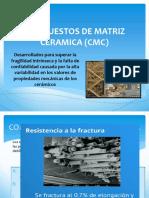 Compuestos de Matriz Ceramica (Cmc)