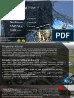 cluster industri