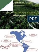 Variabilidad Climatica Nicaragua