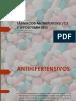 Farmacología en El Sistema Cardiovascular