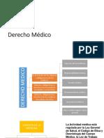 Derecho Médico y Responsabilidad Medic