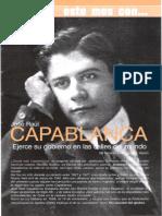Vida y Obra de Capablanca - Jesús González Bayolo OCR