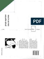Agamben G La Idea de la Prosa.pdf
