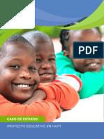 Caso de Estudio_ Proyecto Educativo en Haití