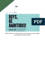 BOYS 24 Profile