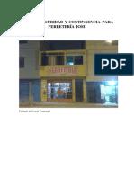 Plandeseguridadycontingenciaparaferreterajose 150723163411 Lva1 App6891