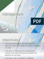 Time_Management PPT Presentation