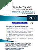 Teoria Politica y Gobernabilidad