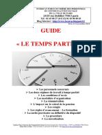 Guide FO Le Temps Partiel
