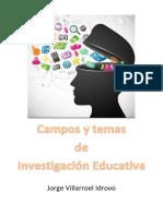 Campos y Temas de Investigación Educativa