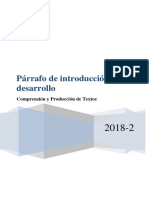 DiegoLAB.7 Introducción y Desarrollo
