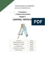 EXPERIMENTO 4 Fisica II Campo Electrico y Curvas Equipotenciales 2014 1