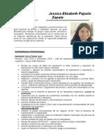 CV Jessica Elizabeth Pajuelo Zapata2018