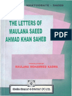 The Letters of Maulana Saeed Ahmad Khan Saheb.pdf