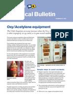 Oxy Acetylene Equipment