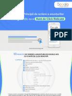 Principii de scriere a anunturilor Google ads