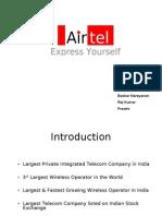 Airtel Marketing Myopia