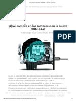Qué Cambia en Los Motores NOM-044 _ Transportes y Turismo