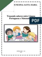 Projeto Traçando Saberes entre Língua Portuguesa e Matemática