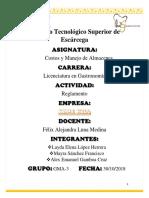 Catalogo de Proveedores Nu.1213
