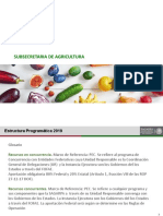 Propuesta de Estructura Prog 2019