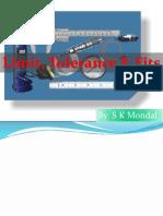 Ch-24 Limit, Tolerance & Fits