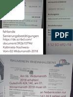 Sozialgericht Duisburg Und Sozialamt - 07. Widumanoth 2018