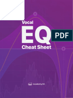 AcademyFm - Vocal EQ Cheat Sheet - V1