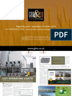 CUT OPERATING COSTS! - Energy savings in drying technology for agricultural products