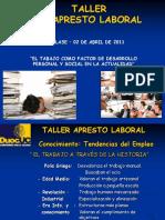 III Clase (Año 2011)