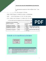 Calculo de Tasa de Trasnferencia de Archivos