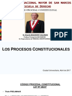 Introducción Procesal Constitucional