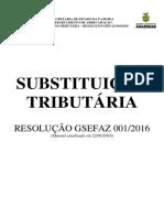 DAM_-_SUBSTITUIÇÃO_TRIBUTARIA_-_ESTOQUE_-_RESOLUÇÃO_GSEFAZ_001-2016