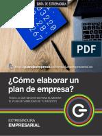 Guia Plan de Empresa