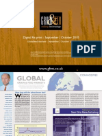 Globalfeed markets - September | October 2010