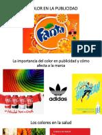 El Color en La Publicidad
