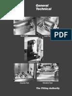 Parker Fluid Connectors - General Technical Info