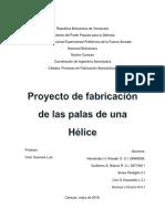 Proyecto de La Hélice